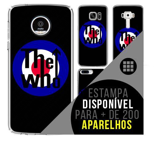 Capa de celular - THE WHO 3 [disponível para + de 200 aparelhos]