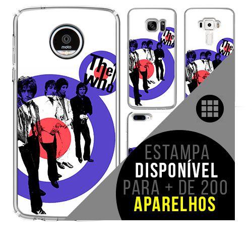 Capa de celular - THE WHO 2 [disponível para + de 200 aparelhos]