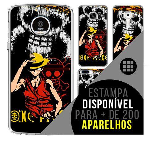 Capa de celular - ONE PIECE 50 [disponível para + de 200 aparelhos]