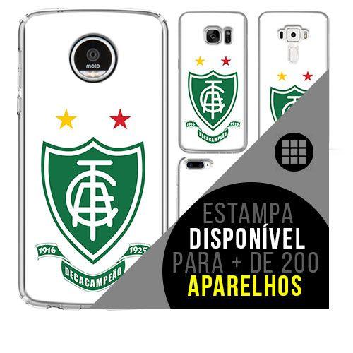 Capa de celular - América-MG 2 [disponível para + de 200 aparelhos]
