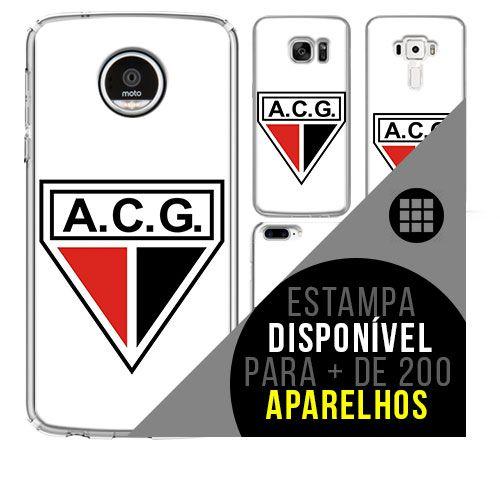 Capa de celular - Atlético-GO 2 [disponível para + de 200 aparelhos]