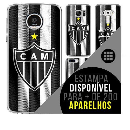 Capa de celular - Atlético-MG [disponível para + de 200 aparelhos]