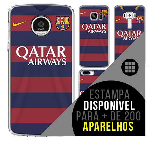 Capa de celular - Barcelona 6 [disponível para + de 200 aparelhos]