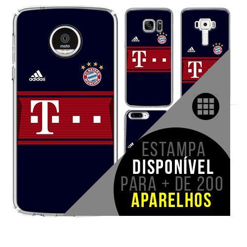 Capa de celular - Bayern de Munique 6 [disponível para + de 200 aparelhos]