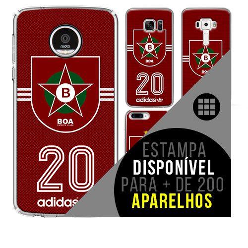 Capa de celular - Boa Esporte 2 [disponível para + de 200 aparelhos]