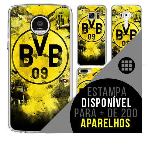 Capa de celular - Borussia Dortmund 2 [disponível para + de 200 aparelhos]