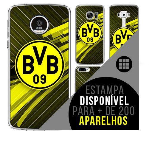 Capa de celular - Borussia Dortmund 3 [disponível para + de 200 aparelhos]