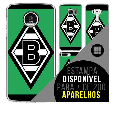 Capa de celular - Borussia Mönchengladbach [disponível para + de 200 aparelhos]