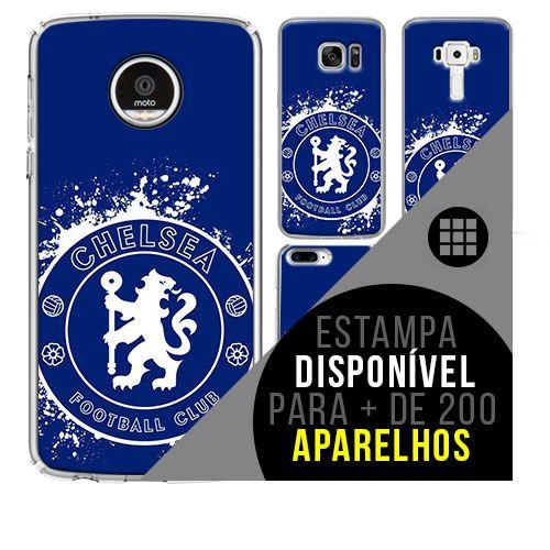 Capa de celular - Chelsea 4 [disponível para + de 200 aparelhos]
