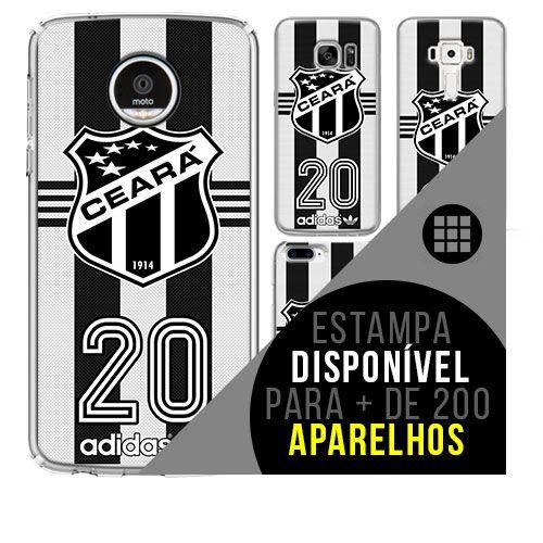 Capa de celular - Ceará [disponível para + de 200 aparelhos]
