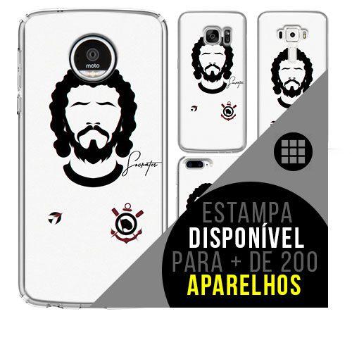 Capa de celular - Corinthians [disponível para + de 200 aparelhos]