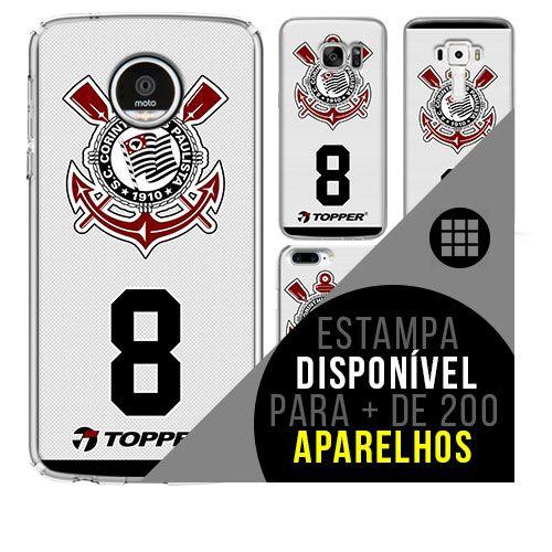 Capa de celular - Corinthians 4 [disponível para + de 200 aparelhos]