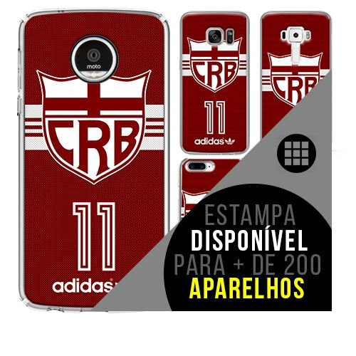 Capa de celular - CRB [disponível para + de 200 aparelhos]