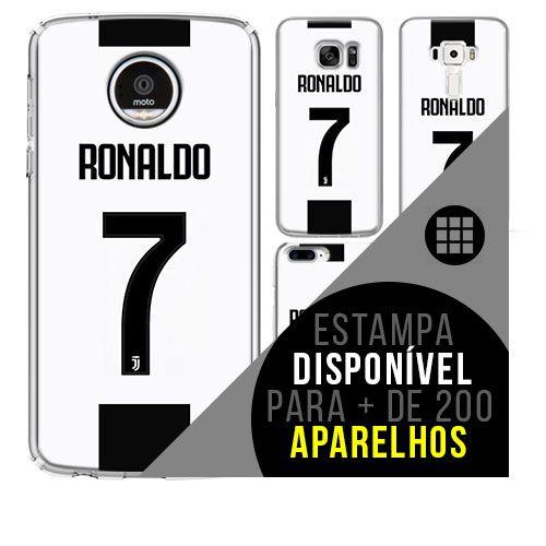 Capa de celular - Cristiano Ronaldo 5 [disponível para + de 200 aparelhos]