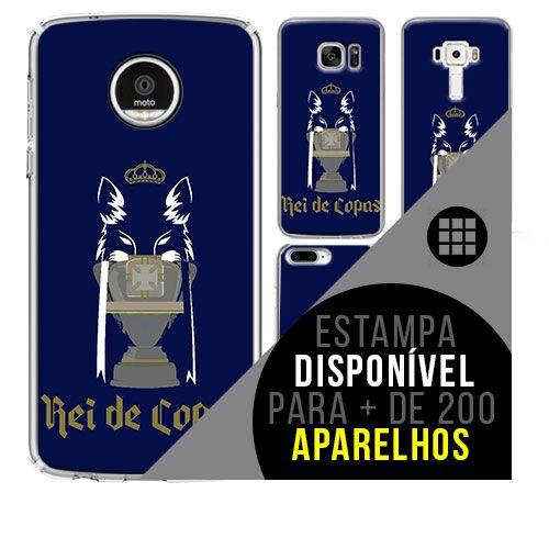 Capa de celular - Cruzeiro 2 [disponível para + de 200 aparelhos]