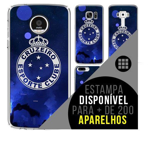 Capa de celular - Cruzeiro 6 [disponível para + de 200 aparelhos]