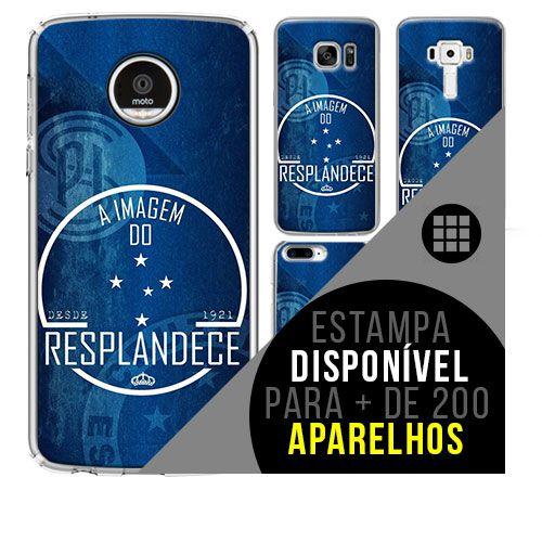 Capa de celular - Cruzeiro 9 [disponível para + de 200 aparelhos]
