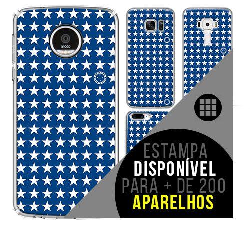Capa de celular - Cruzeiro 13 [disponível para + de 200 aparelhos]