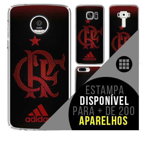 Capa de celular - Flamengo 9 [disponível para + de 200 aparelhos]