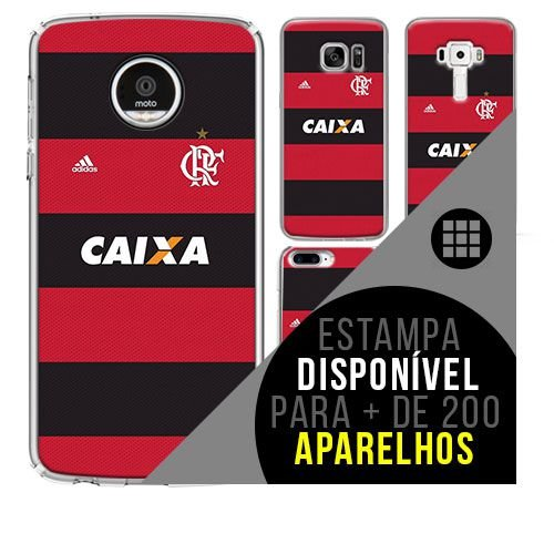 Capa de celular - Flamengo 12 [disponível para + de 200 aparelhos]