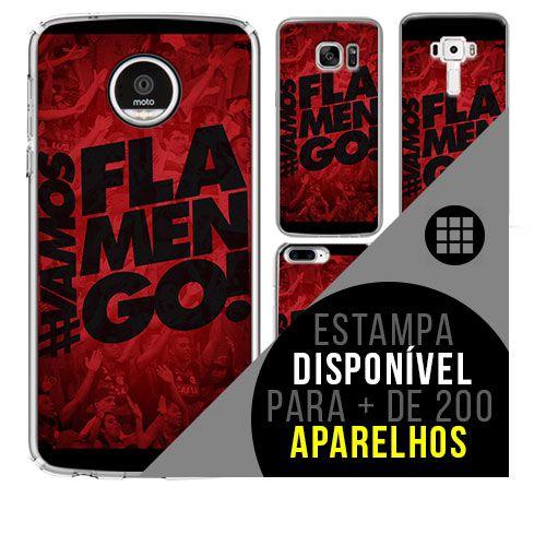 Capa de celular - Flamengo 14 [disponível para + de 200 aparelhos]