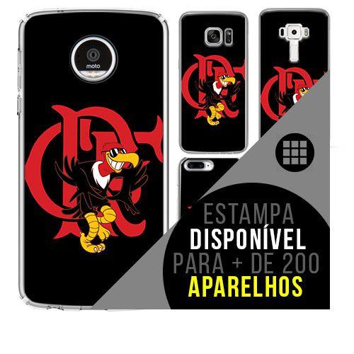 Capa de celular - Flamengo 18 [disponível para + de 200 aparelhos]