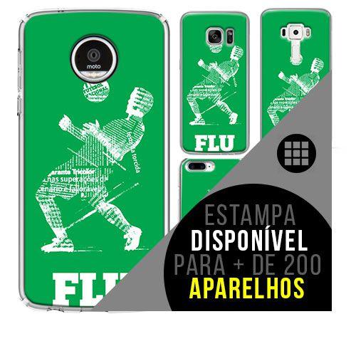 Capa de celular - Fluminense 3 [disponível para + de 200 aparelhos]