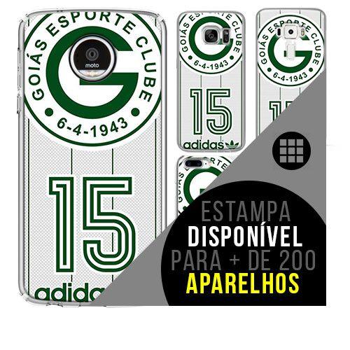 Capa de celular - Goiás 2 [disponível para + de 200 aparelhos]