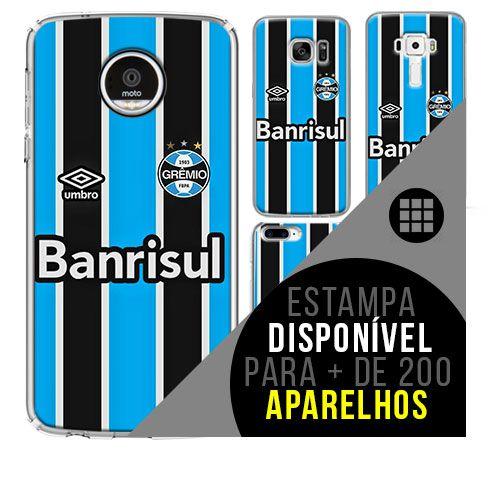 Capa de celular -  2 Grêmio [disponível para + de 200 aparelhos]