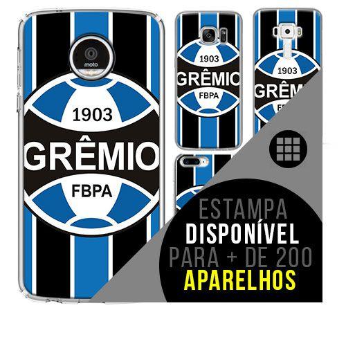 Capa de celular - Grêmio 4 [disponível para + de 200 aparelhos]