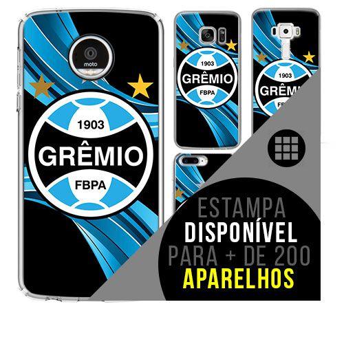 Capa de celular - Grêmio 5 [disponível para + de 200 aparelhos]