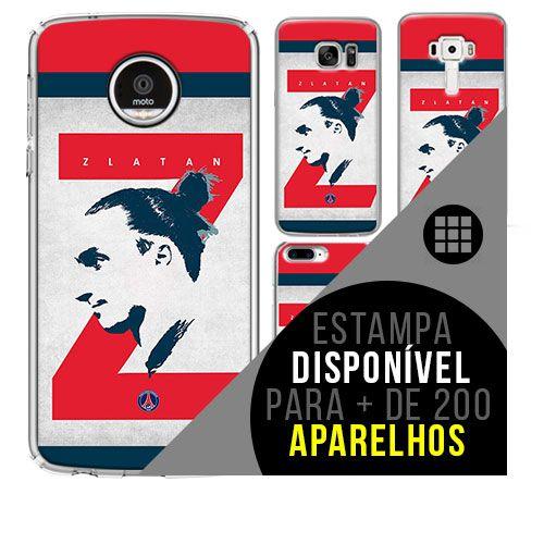 Capa de celular - Ibrahimovic [disponível para + de 200 aparelhos]