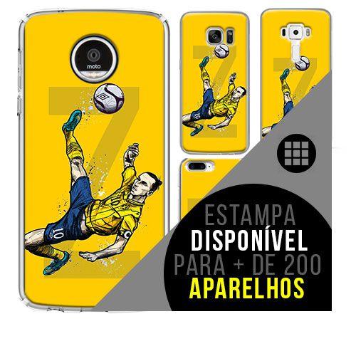 Capa de celular - Ibrahimovic 2 [disponível para + de 200 aparelhos]