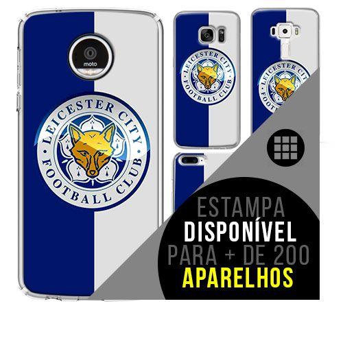 Capa de celular - Leicester City 3 [disponível para + de 200 aparelhos]