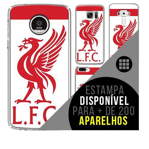 Capa de celular - Liverpool [disponível para + de 200 aparelhos]