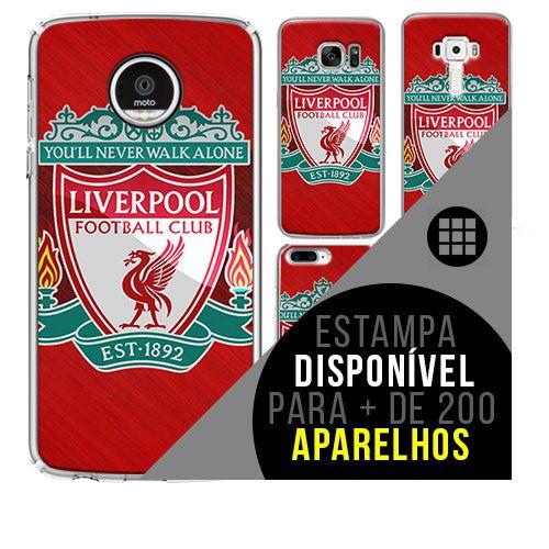 Capa de celular - Liverpool 2 [disponível para + de 200 aparelhos]