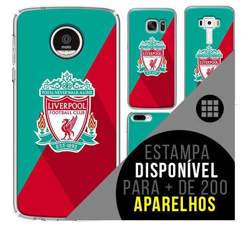 Capa de celular - Liverpool 6 [disponível para + de 200 aparelhos]