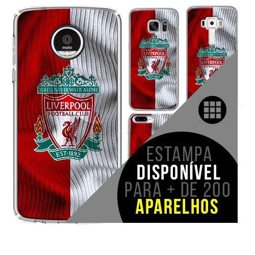 Capa de celular - Liverpool 7 [disponível para + de 200 aparelhos]