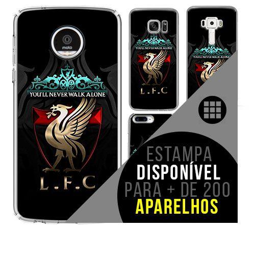 Capa de celular - Liverpool 8 [disponível para + de 200 aparelhos]