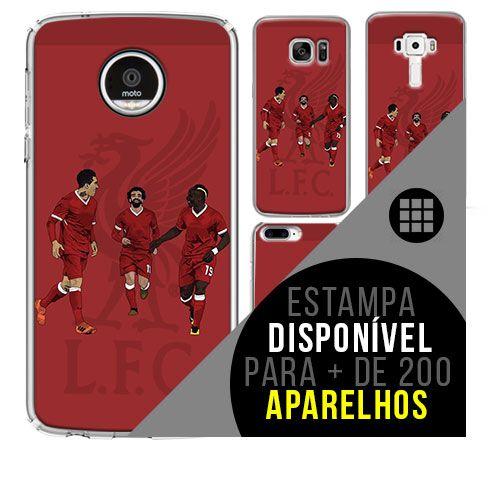 Capa de celular - Liverpool 10 [disponível para + de 200 aparelhos]