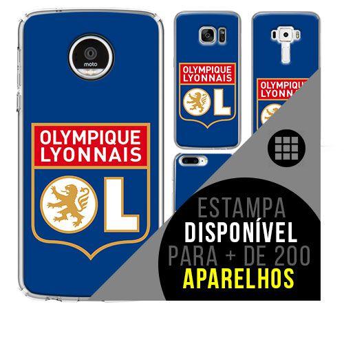 Capa de celular - Lyon 4 [disponível para + de 200 aparelhos]