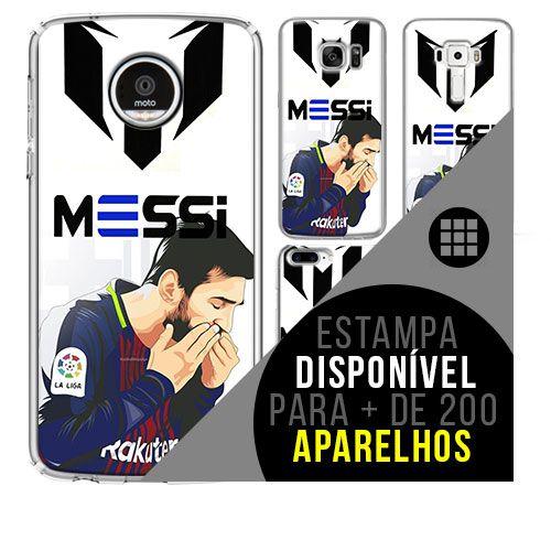 Capa de celular - Messi 2 [disponível para + de 200 aparelhos]
