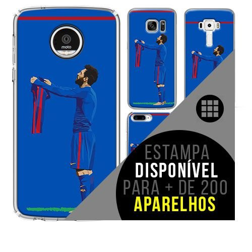 Capa de celular - Messi 4 [disponível para + de 200 aparelhos]