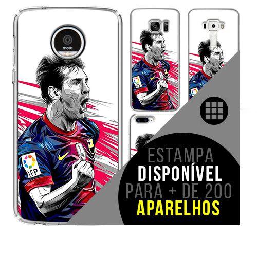 Capa de celular - Messi 7 [disponível para + de 200 aparelhos]