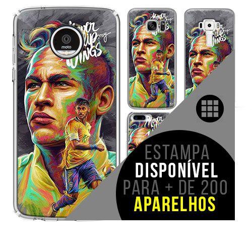 Capa de celular - Neymar 3 [disponível para + de 200 aparelhos]