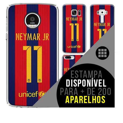 Capa de celular - Neymar 5 [disponível para + de 200 aparelhos]
