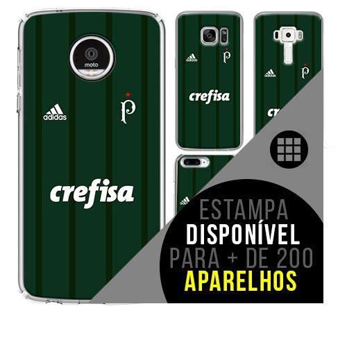 Capa de celular - Palmeiras 4 [disponível para + de 200 aparelhos]