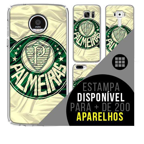 Capa de celular - Palmeiras 5 [disponível para + de 200 aparelhos]