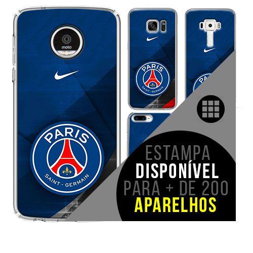 Capa de celular - Paris Saint-Germain 2 [disponível para + de 200 aparelhos]