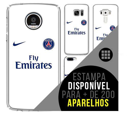 Capa de celular - Paris Saint-Germain 4 [disponível para + de 200 aparelhos]